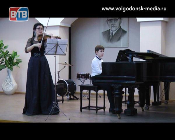 В Волгодонске состоялся региональный конкурс юных концертмейстеров и фортепианных ансамблей