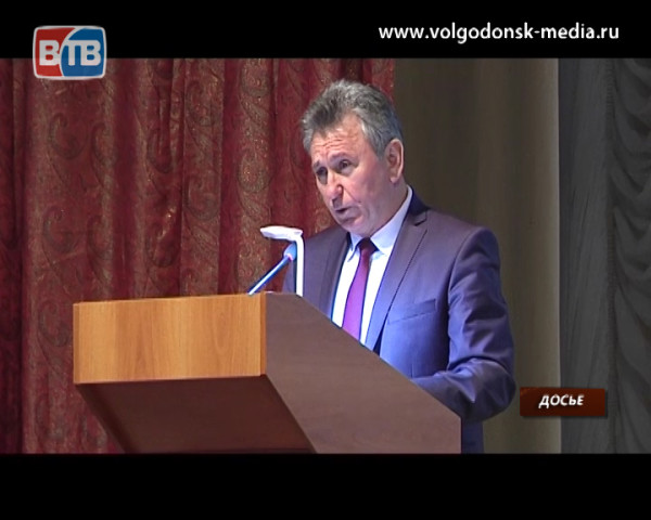 Глава Администрации Волгодонска Виктор Мельников в прямом эфире программы «Добрый вечер» подведет итоги уходящего года и расскажет о планах на будущий