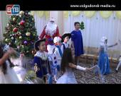 Новый год встретили в детском саду «Росинка»
