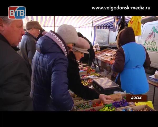 В эти выходные в Волгодонске пройдут сразу две заключительные ярмарки «выходного дня» в этом году