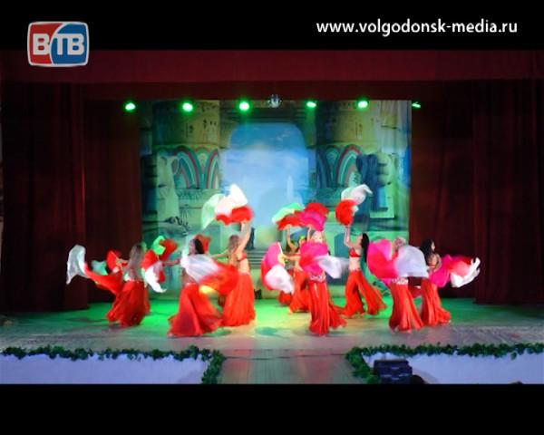 Танцевальная студия «Алмаз» собрала аншлаг на юбилейном концерте