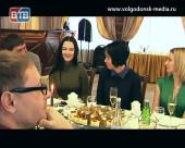 Руководители города в «День печати» встретились с представителями СМИ Волгодонска за праздничным столом