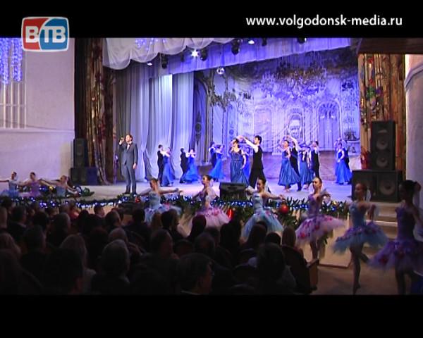 Глава Администрации Волгодонска провел Рождественскую встречу с деловым сообществом города