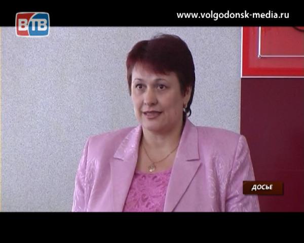 День рождения сегодня празднует председатель Волгодонской городской Думы — глава города Людмила Ткаченко