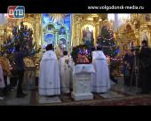 Православные Волгодонска отметили Рождество Христово