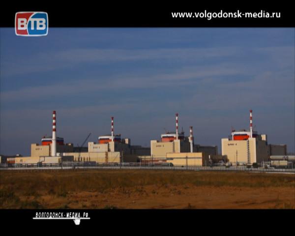 На 4-ом блоке Ростовской АЭС завершены все этапы физического пуска
