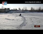 Зимняя рыбалка – первая жертва: в акватории речного порта утонул рыбак