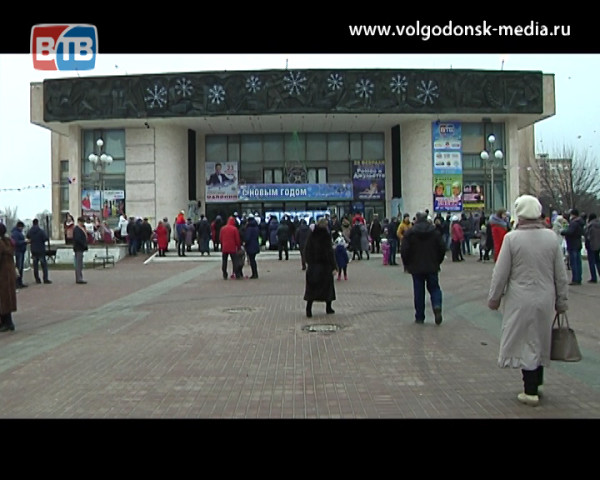 Пришла коляда — открывай ворота. В новогодние каникулы в Волгодонске впервые прошли народные рождественские гулянья