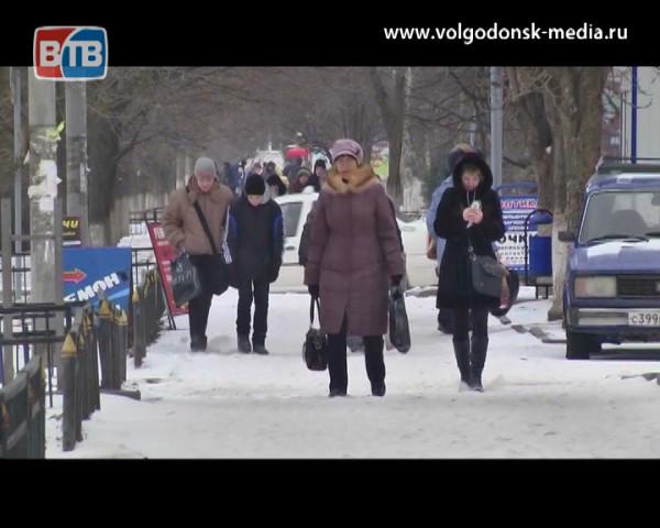 Морозы в Волгодонске ненадолго. Чего ждать от небесной канцелярии горожанам в Крещение?