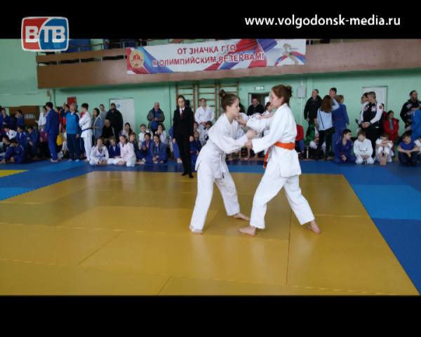 Волгодонские дзюдоисты привезли золотые и серебряные медали из Белой Калитвы