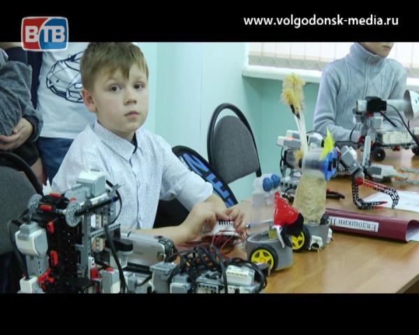 В Волгодонске стартовала юбилейная конференция Академии юных исследователей