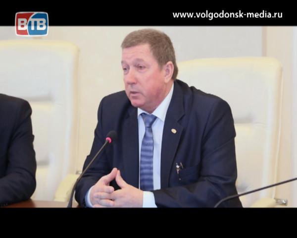 Должность заместителя главы Администрации по городскому хозяйству занял Сергей Вислоушкин