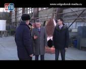 Знакомство с промышленным комплексом. Глава Администрации Волгодонска побывал в инженерном центре «Грант»