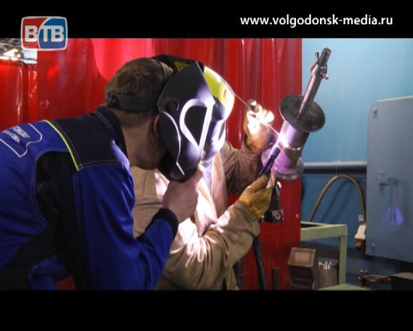 Сварщики Атоммаша вошли в список потенциальных победителей Всероссийского конкурса наставников