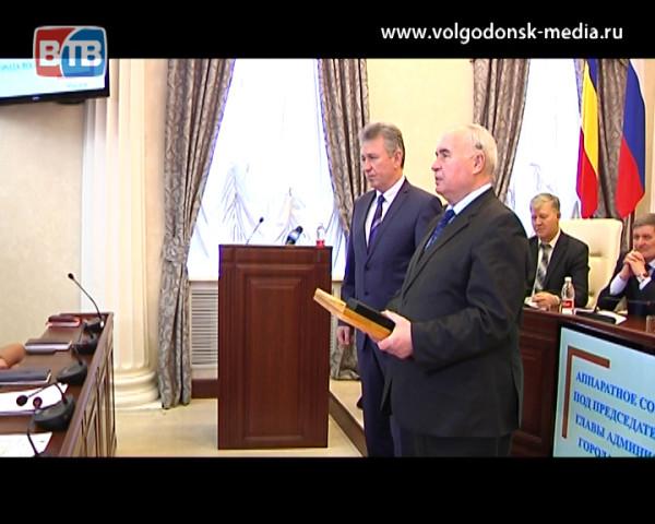 Александр Милосердов покинул пост главного коммунальщика Волгодонска после 13 лет работы