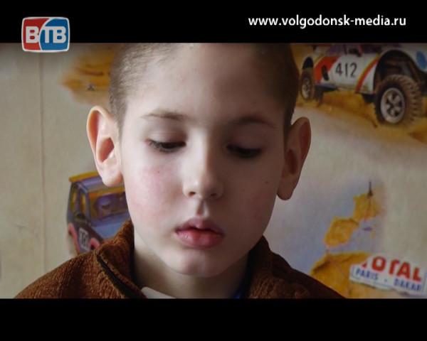 Телекомпания ВТВ подводит итоги сбора помощи десятилетнему Никите Батютенко