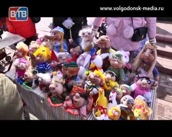 В воскресенье в Волгодонске состоится ярмарка ручных работ