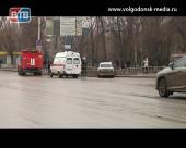 В Волгодонске водитель «Опеля» въехал в подземный пешеходный переход
