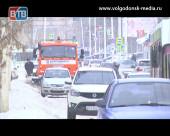 По словам коммунальщиков на уборку города от снега выведена вся техника городского хозяйства