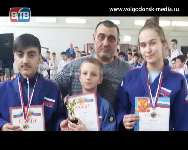 Волгодонские спортсмены побывали в станице Боковской на открытом турнире по дзюдо