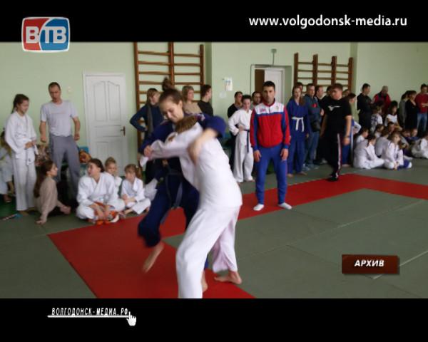 Дзюдоисты из Цимлянска взяли высшие награды межрайонного турнира