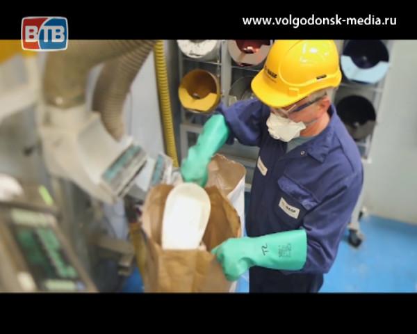 НА СХК создается первое в России производство диоксида титана