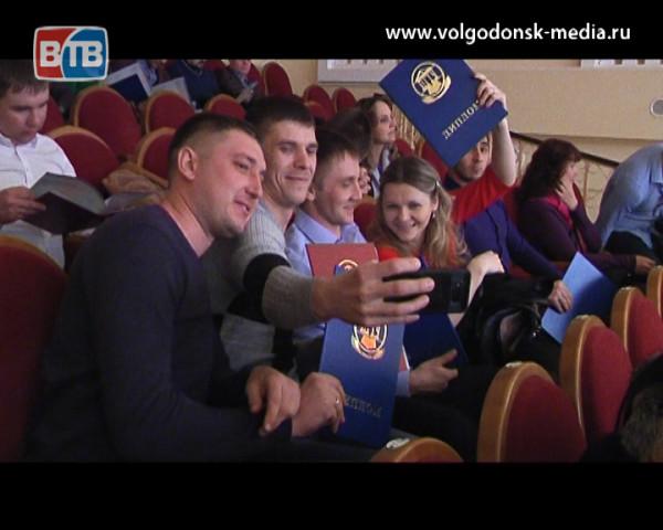 130 студентов Волгодонского филиала ДГТУ получили дипломы о высшем образовании