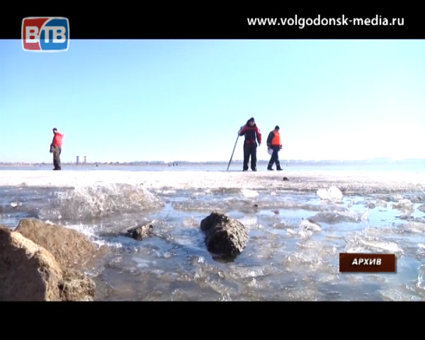 В Волгодонске утонули два рыбака