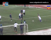 Футбольный клуб «Волгодонск» сыграл первую товарищескую игру в этом сезоне