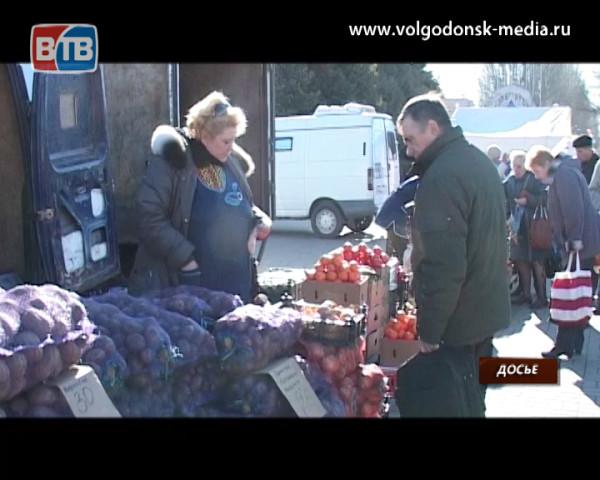 В эту субботу в Волгодонске состоится первая в этом сезоне ярмарка