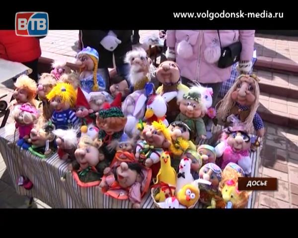 Волгодонцев приглашают на ярмарку ручной работы «Привет, весна!»