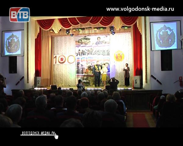 100-летие со дня образования военных комиссариатов отметили в Цимлянске