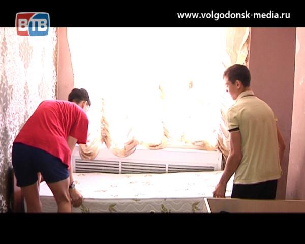 Телекомпания ВТВ стала инициатором помощи ребенку взятому на попечение в Волгодонске