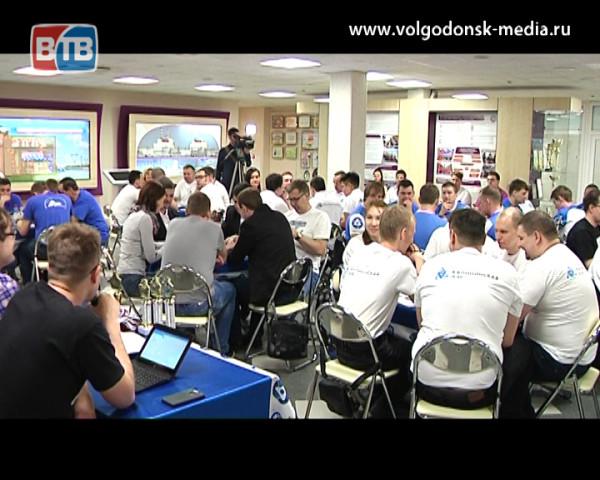 В Волгодонске прошел всероссийский интеллектуальный турнир среди атомных станций «Что? Где? Когда?»