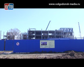 Медсанчасть с нуля. На улице Гагарина ведутся работы по демонтажу недостроя, где построят новую 6-этажную поликлинику