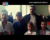 Команда по дзюдо и самбо из Цимлянска поборолась за приз Атамана станицы Кривянской