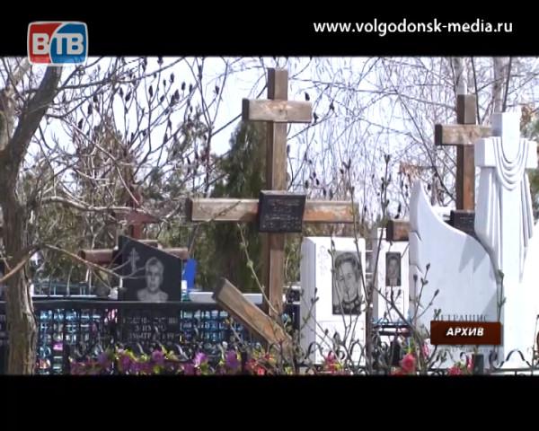 Несколько дней горожане не смогут попасть на кладбище №1