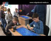 В Волгодонске состоялся городской турнир по сборке кубика Рубика