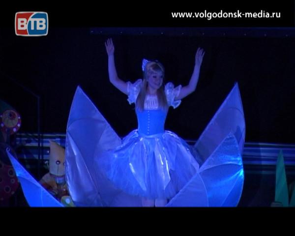 Впервые у юных жителей Волгодонска появилась возможность увидеть постановки профессиональных театров со всей Ростовской области