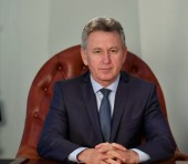 Глава администрации Виктор Мельников поздравляет жителей города с Пасхой