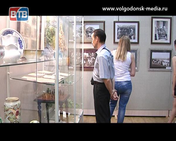 В Волгодонском эколого-историческом музее прошла традиционная ночная акция