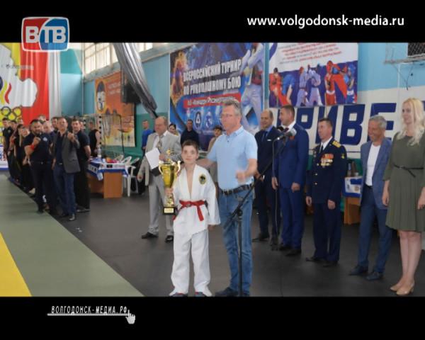 В Волгодонске прошел Всероссийский турнир по рукопашному бою
