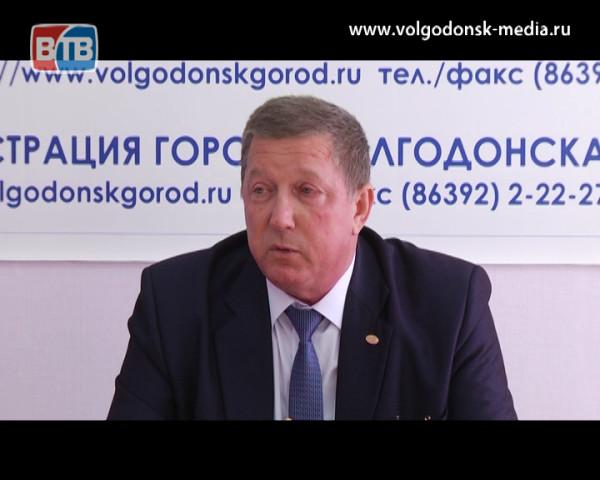 Денег на текущий ремонт в Волгодонске нет, но до 15 июня будет выполнен второй этап ямочного