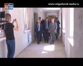 Губернатор Ростовской области посетил волгодонский сосудистый центр и терапевтическое отделение в горбольнице №1 оценив динамику преобразований в здравоохранении города