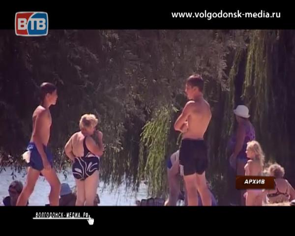 Купальный сезон в Волгодонске откроется в срок