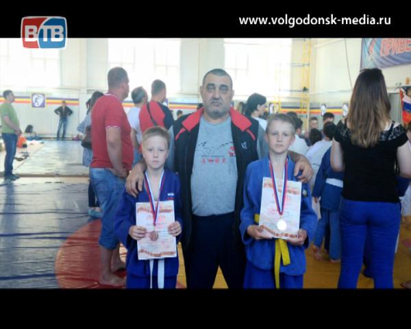 У волгодонских дзюдоистов новые победы