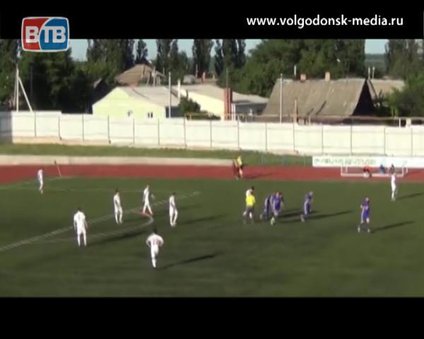 ФК «Волгодонск» сыграл вничью на выезде в рамках Чемпионата Ростовской области