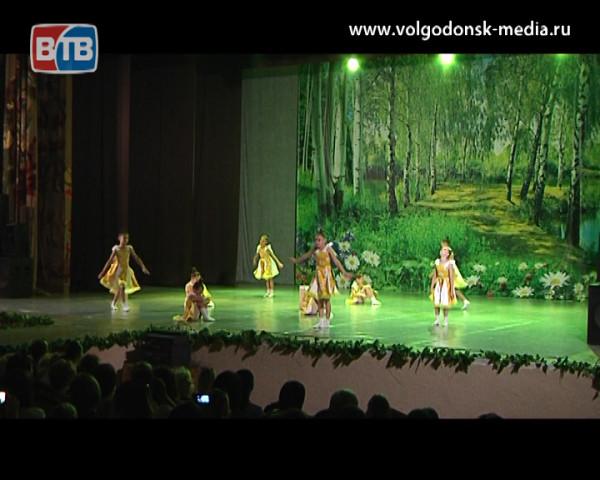 Театр эстрадного танца «Антураж» представил публике Волгодонска юбилейный отчетный концерт