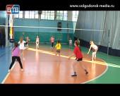Хочу в «Импульс». В секции волейбола для девочек каждая юная воспитанница стремится стать профессионалом
