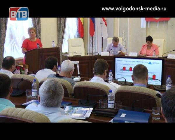 На июньском заседании Думы обсудили экологическую безопасность Ростовской атомной станции за 2017 год